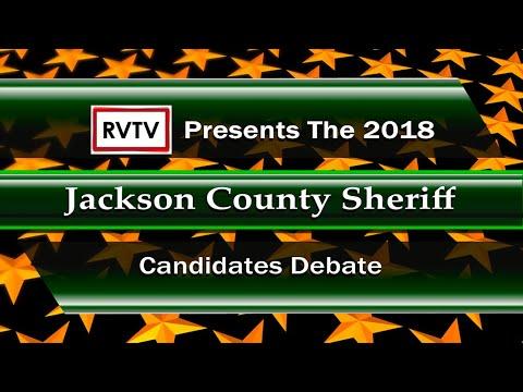 Jackson County Sheriff Candidates Debate