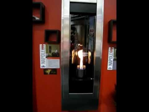 Napoleon Torch - GT8 - NYC Fireplaces - YouTube