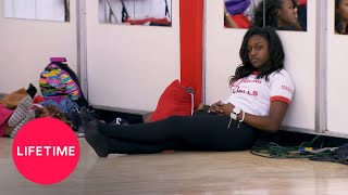 Bring It: Kayla Sits out the Trio Audition (Season 1 Flashback) | Lifetime