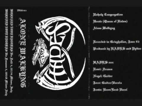 Hades - Alone Walkyng [Full Demo '93]