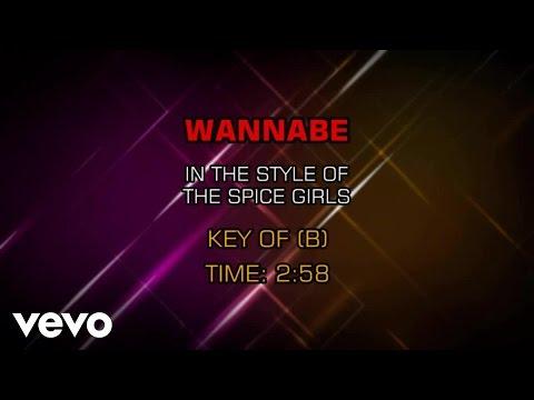 Spice Girls - Wannabe (Karaoke)