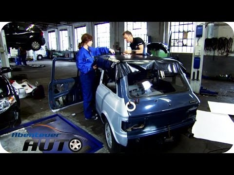 Do-it-Yourself Autofolierung - Abenteuer Auto