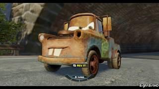 Tow Mater - Disney/Pixar's Cars 3 Gameplay