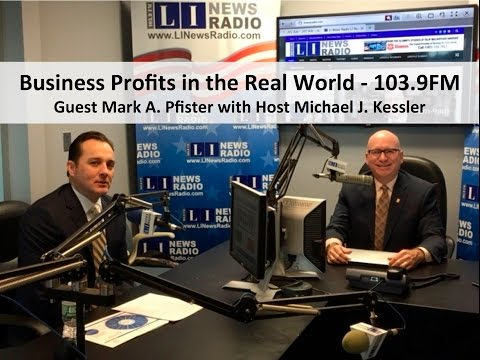 Integral Board Group - Radio Interview 103.9FM - Business Profits in the Real World