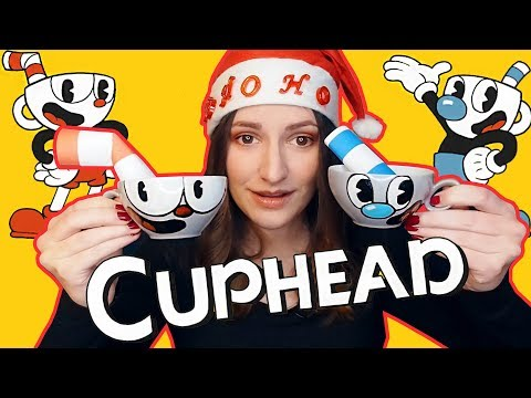 GEEKY GIFT IDEAS: CUPHEAD CUPS (DIY)