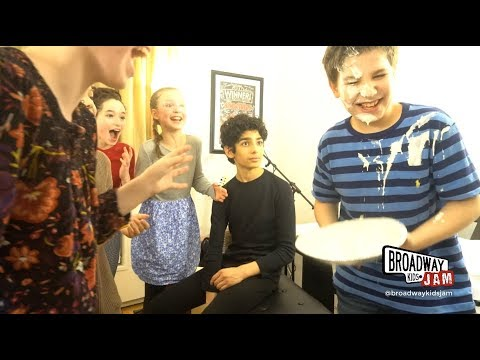 Up From Waitress cover by Broadway Kids Jam