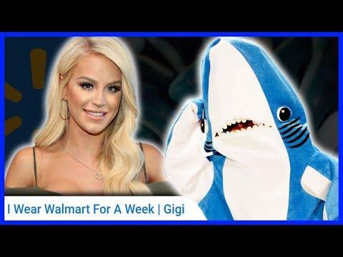 Gigi Gorgeous: Wearing Walmart