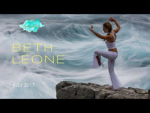 Spiritual Biz Magazine July Cover Story - Beth Leone