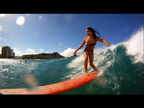 GoPro HD: Dreams with Kelia Moniz - Roxy Wahine Classic 2011 from YouTube · Duration:  5 minutes 4 seconds