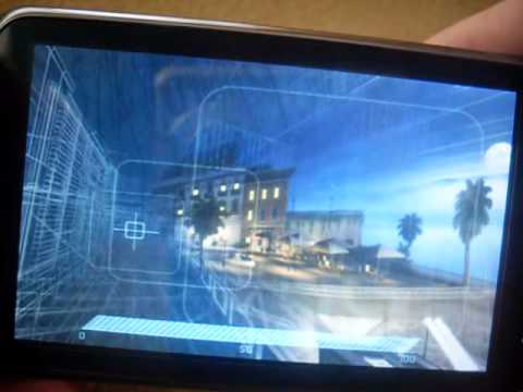 Huawei u8800/ ideos x5 splinter cell conviction gameplay