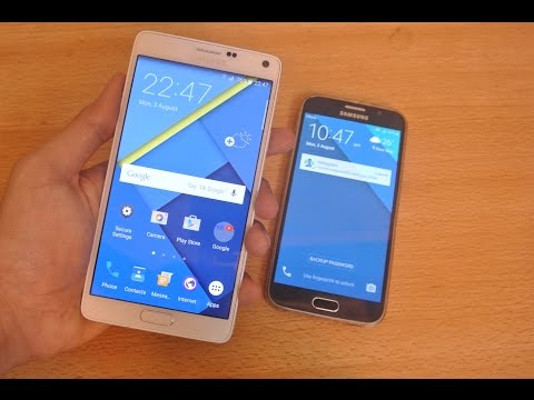 Samsung Galaxy Note 4 Dr Ketan ROM L5 (S6 Theme support) Review