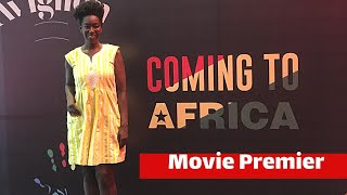 'Coming to Africa' Movie Premier in Ghana