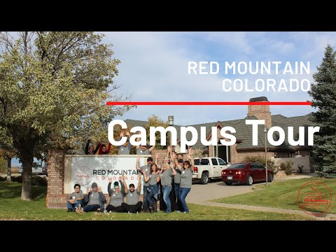 Red Mountain Colorado Campus Tour
