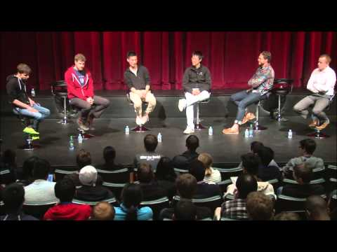 Y Combinator Panel - Hack the North