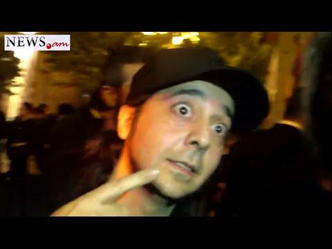 Daron Malakian (System Of A Down) meet fans in Armenia