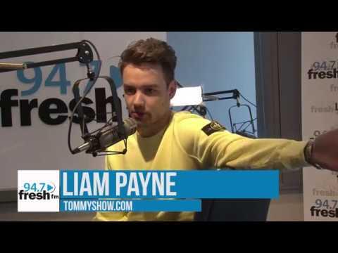 Liam Payne Tells 947 Fresh FM How He Avoids Dad Bod