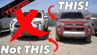 Here's Why You SHOULD Buy A 2020 Toyota 4Runner TRD Off-Road!
