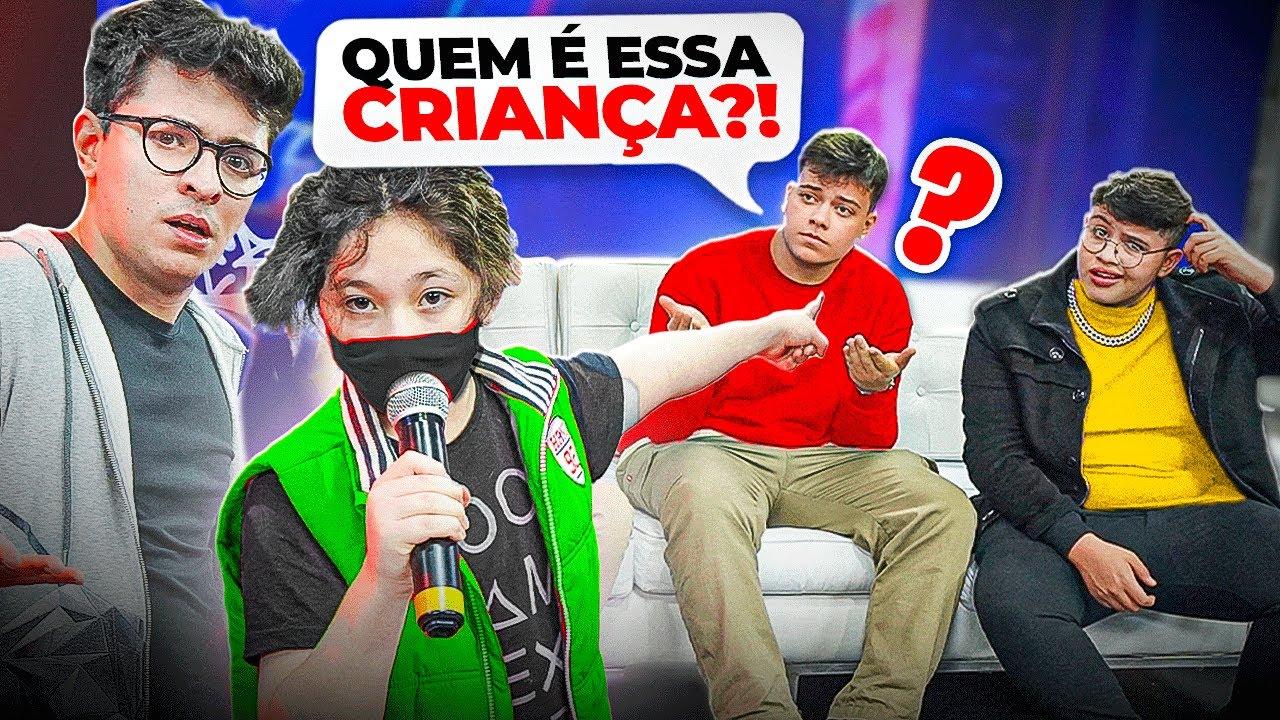 ESSA CRIANÇA DESAFIOU O NICKS PRO X1 NO MEIO DA LIVE!
