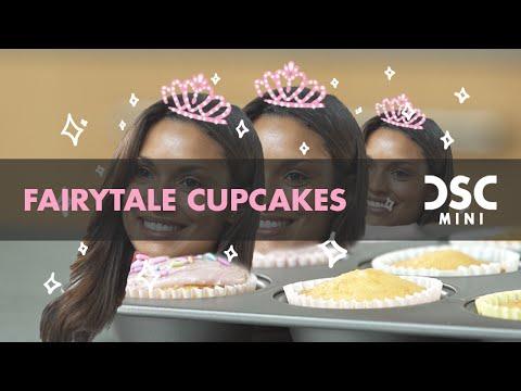 BABBLING BROOKE | FAIRYTALE CUPCAKES | WEAREDSC