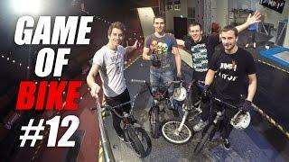 Game Of Bike #12 – Играем На Работе (Bmx)