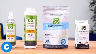 Only Natural Pet EasyDefense Flea and Tick Control for Dogs and Cats