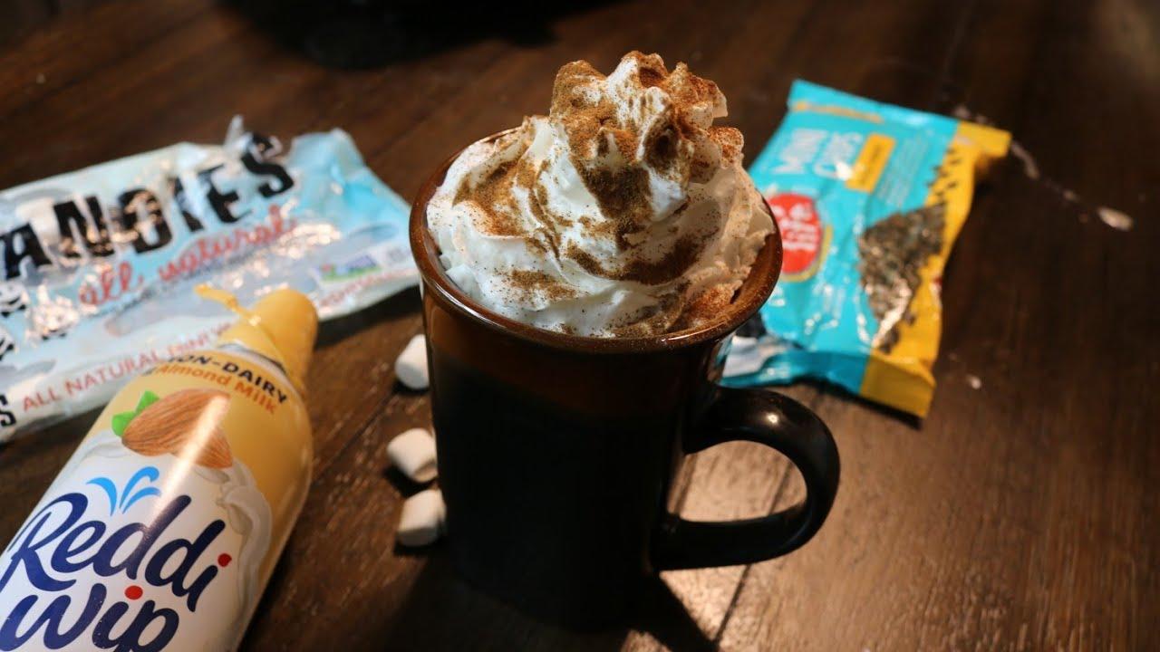 Vegan hot cocoa recipe video