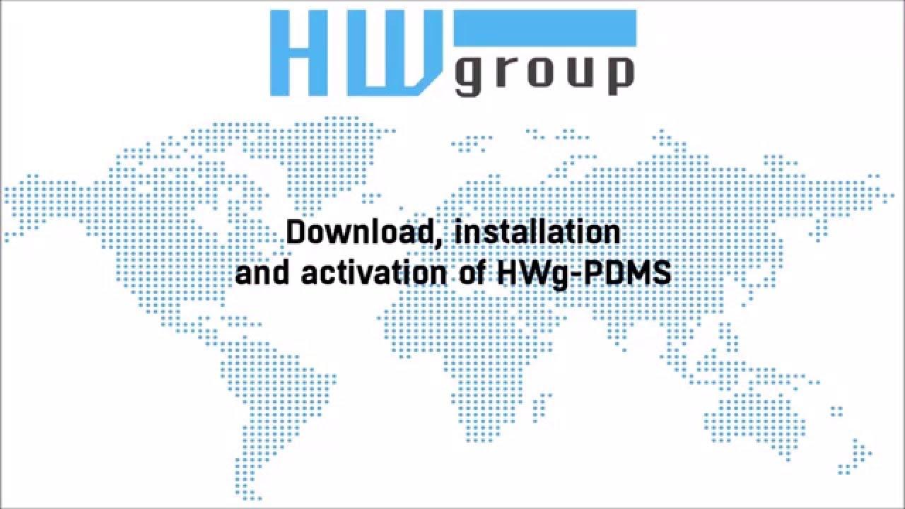 pdms software crack version free download
