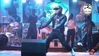 "FRANKO- ""Coller la petite ""Live au Mboa Hip-hop Festival 2015"