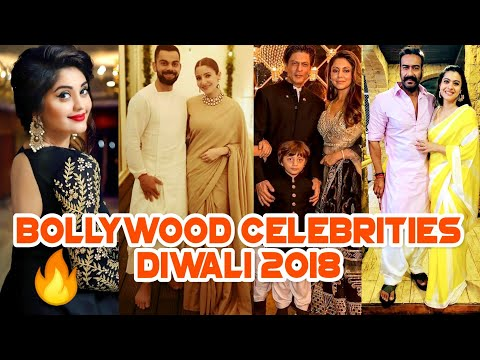 Bollywood Celebrities Diwali 2018 | Bollywood Diwali | Rare Picture Collection | Bilkulpure