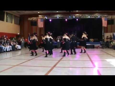 20130525 team Monaco Country LIne Dance