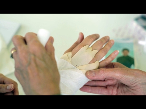Wound care research at Florence Nightingale Faculty of Nursing & Midwifery