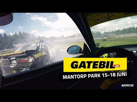 Alexander Granlund - Gatebil Mantorp Park 2017