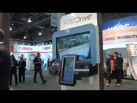Connected Car - CTIA 2014