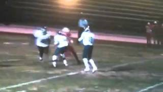 Biggest hit in an 8th grade game ever