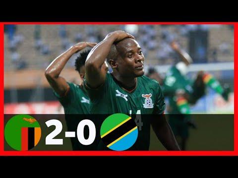 ZAMBIA VS TANZANIA(2-0)-CHAN 2021-GOALS&HIGHLIGHTS