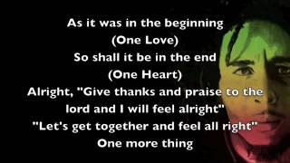 One Love - Bob Marley [Lyrics]