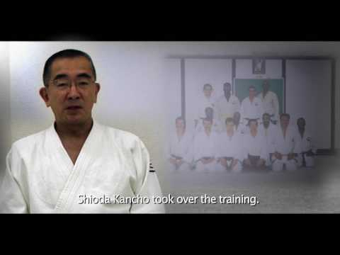 Interview with Aikido Legend - Shihan Tsutomu Chida (千田 務)