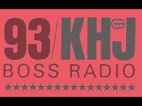 KHJ 93 Los Angeles - PAMS Power Pack Jingle Demo - 1974