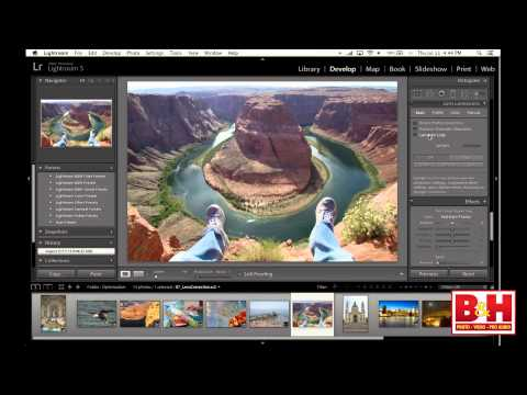 Optimizing and Sharing Photos With Lightroom 5