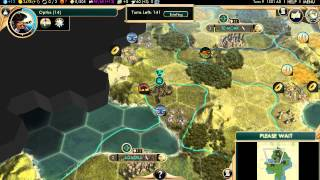 Civ 5 Conquest of the New World Deluxe Part 1