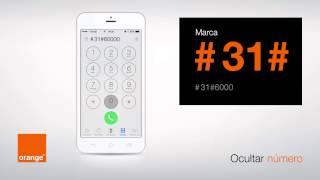 Cómo ocultar mi número Orange(, 2015-05-19T14:35:59.000Z)