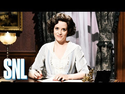 The War in Words - SNL