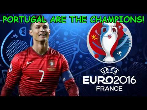 Portugal vs France final Euro 2016 / Online Match Discussion-Chat