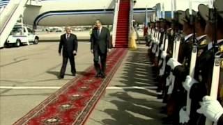 Azərbaycan Prezidenti İlham Əliyevin Naxçıvan Muxtar Respublikasına səfəri