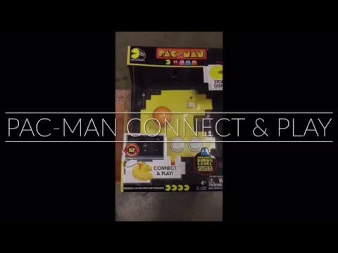 Pac-Man Plug & Play