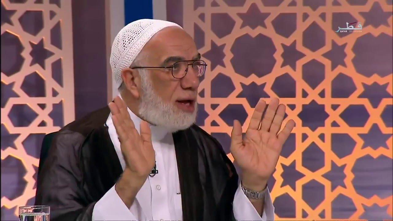 مؤثر - ما علامة الله فيمن يريد وعلامته فيمن لا يريد -  الشبخ عمر عبد الكافي