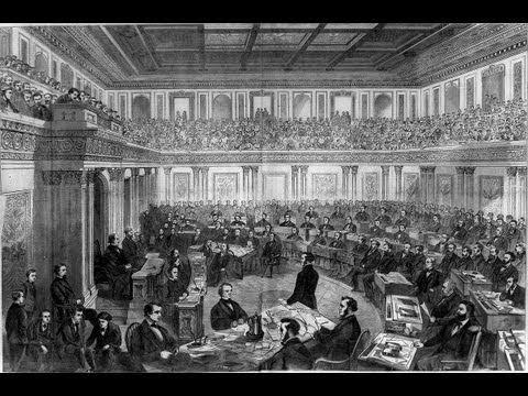 The Impeachment Of President Andrew Johnson (part 2/2)