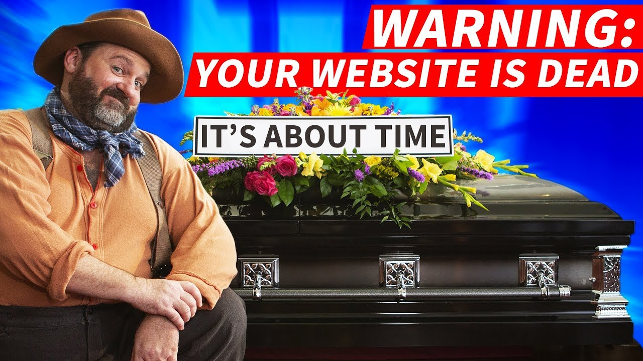 ClickFunnels VS Your Website - we changed the way businesses make sales online