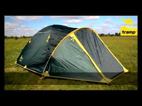 Как поставить палатку инструкция видео