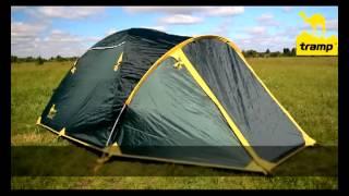 Инструкция сборки палаток трамп